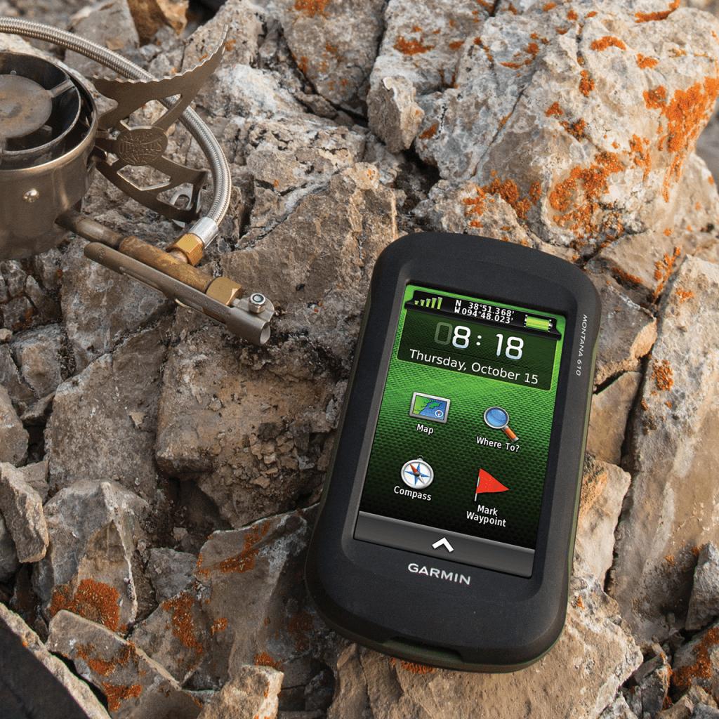 Garmin Montana 610 GPS Handheld with Birdseye Subscription