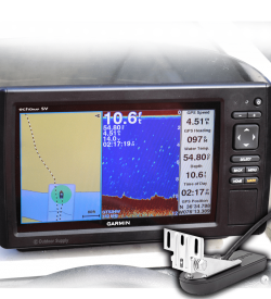 Garmin echoMAP CHIRP Series - 74sv - Coastal Maps - With Transducer