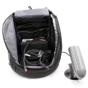 Portable Case Transducer Battery Cables
