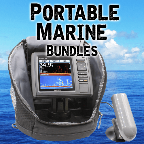 Garmin Portable Marine Bundles