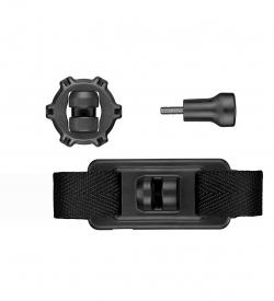 VIRB® X/XE Vented Helmet Strap Mount