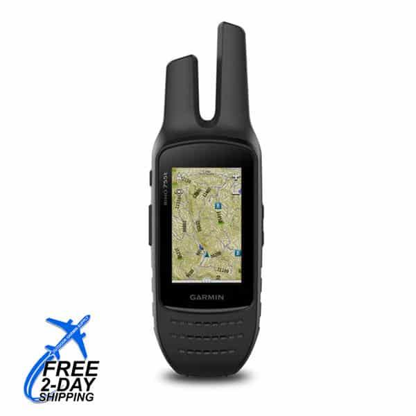 Garmin Rino 755t 2-Way Radio & GPS Navigator with Camera & TOPO Mapping