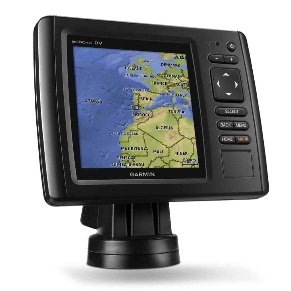 echoMAP CHIRP 52cv Chartplotter No Transducer|Outdoor Garmin Supply