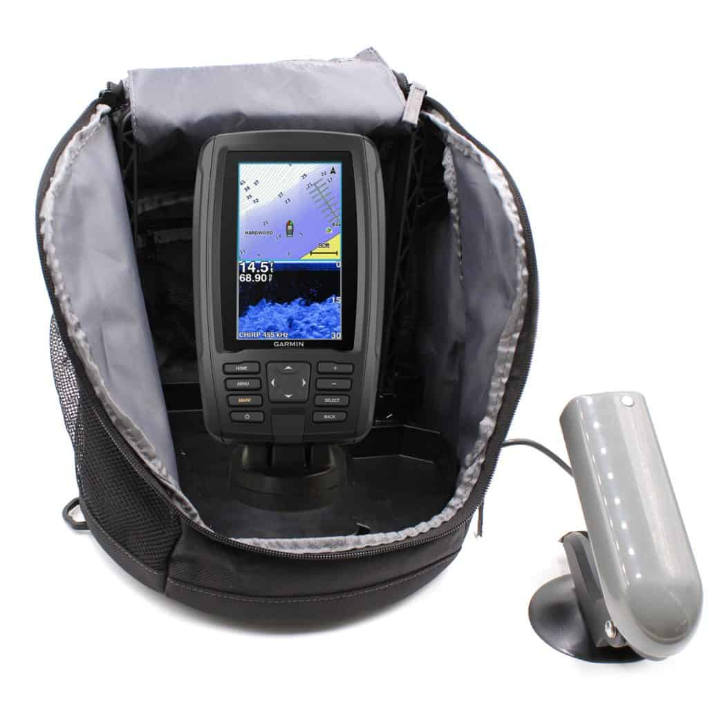 portable echoMAP plus 43cv