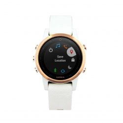 garmin-fenix-5s-watch-rose-sapphire-with-white-band 010-01685-16