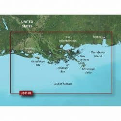 Mobile-Lake Charles Bluechart g2 vision hd 010-C0714-00