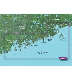 North Maine Bluechart g2 vision hd 010-C0702-00