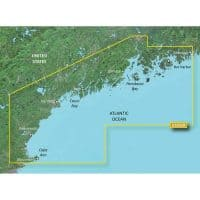 South Maine Bluechart g2 vision hd 010-C0703-00