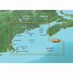 St. John - Cape Cod Bluechart g2 vision hd 010-C0739-00