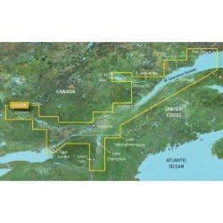 St. Lawrence Seaway Bluechart g2 vision hd 010-C0721-00