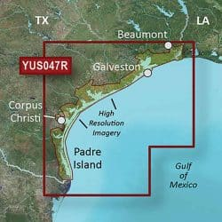 Texas Gulf Coast Bluechart g2 vision hd 010-C1138-20