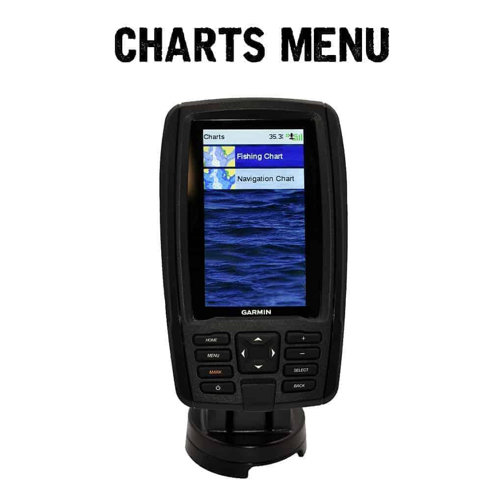 echoMAP Plus 44cv Chartplotter - BlueChart g2 | Outdoor