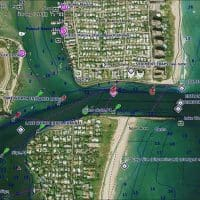 Brownsville - Key Largo BlueChart g2 Vision HD Maps microSD Data Card