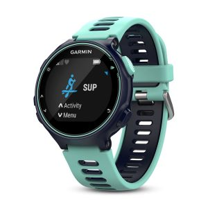 Forerunner® 735XT, North America, Midnight Blue/Frost Blue