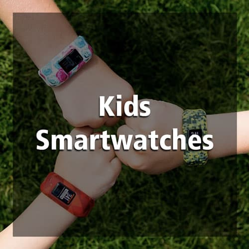 Garmin Kid's Smartwatches
